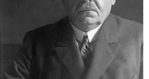 Ko je bio Fridrih Ebert