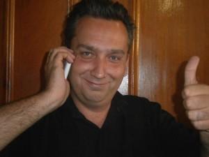 Dragan Mladenović, predsednik  Sindikata Žitopek A.D. Niš - Sloga