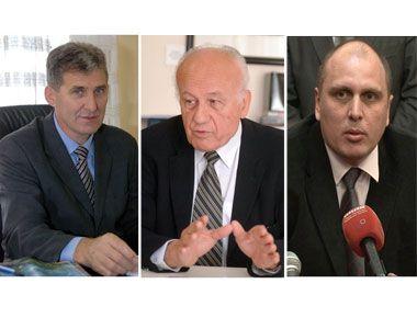 27/04/2014 17:38 | Beograd | Vlast mora da misli i o interesima glasača: Ljubodrag Savić, Milan R. Kovačević i Željko Veselinović