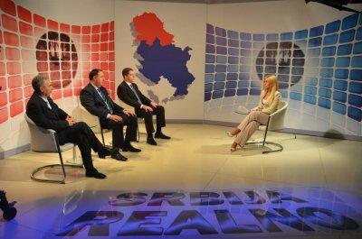 """Najava događaja: Veselinović večeras u emisiji """"Srbija realno"""""""