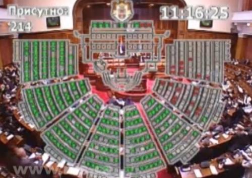 Skupština usvojila zakone o radu i PIO