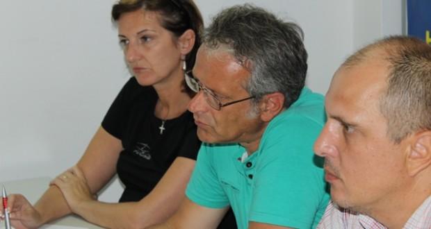 Sa sednice Glavnog odbora