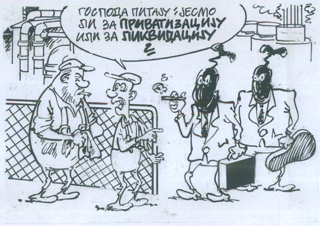 privatizacija