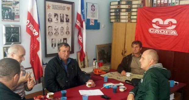 Veselinović posetio kolege u Mladenovcu