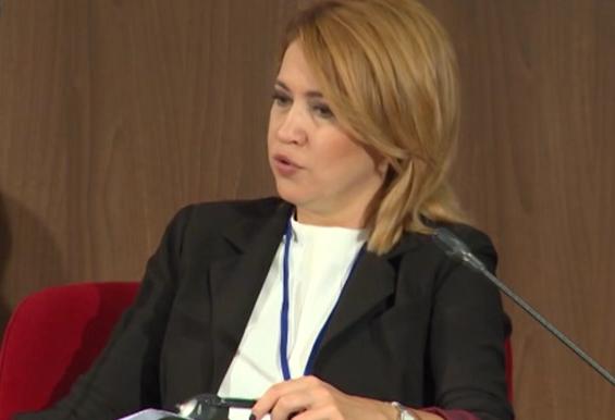 Potpredsednica Vlade Hrvatske i ministarka za socijalnu politiku i mlade, Milanka Opačić