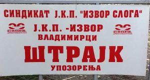 "JKP ""Izvor"" blizu okončanja štrajka"