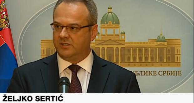 Sertić, ministar privrede, stečaja ili prodaje?