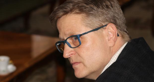 """Generalni sekretar Evropske konfederacije nezavisnih sindikata Klaus Heger u poseti USS """"Sloga"""" i Pokrajinskoj Vladi"""