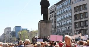 PODRŽIMO PENZIONERE: Svi na protest