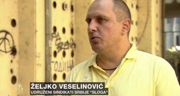 Srbija: Devet hiljada otkaza do kraja godine