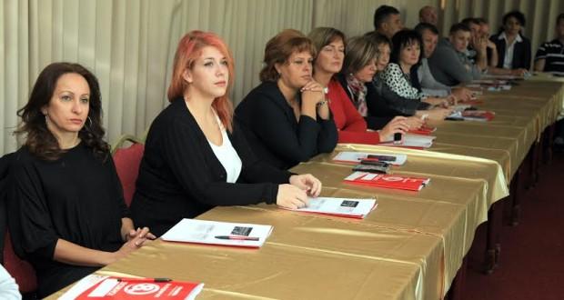 """Na seminaru sindikata """"Sloga""""  o značaju socijalnog dijaloga"""