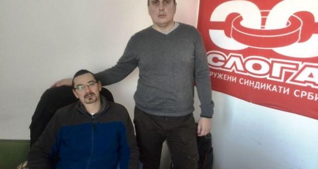 Žebeljan i dalje nastavlja štrajk glađu