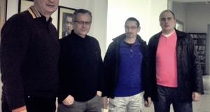 Predstavnike Sloge primio ministar Vlade u senci