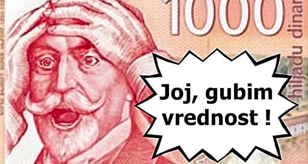 Ništa od boljeg života, plate u Srbiji za mesec pale skoro 100 EUR