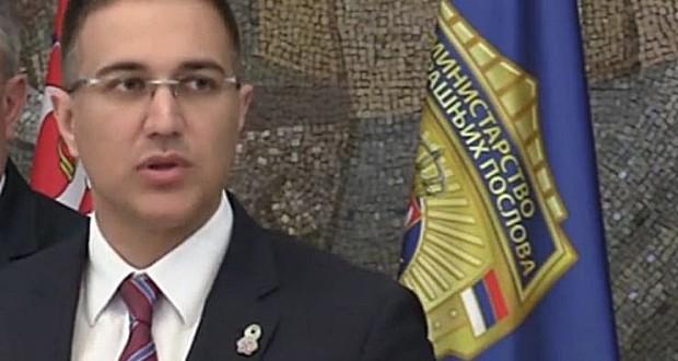 Prijava protiv ministra policije zbog zadržavanja informacija