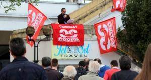 Нови протест радника ФАП-а