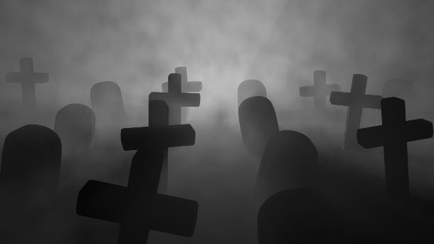 Od večeras spavamo na groblju, u rakama!