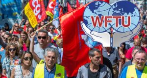 Sloga primljena u Svetsku federaciju sindikata WFTU