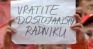 Svi na protest u nedelju, 27. novembra ispred Ministarstva odbrane