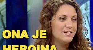 Novinarka RTV-a Sanja Kljajić je heroina radničke Srbije