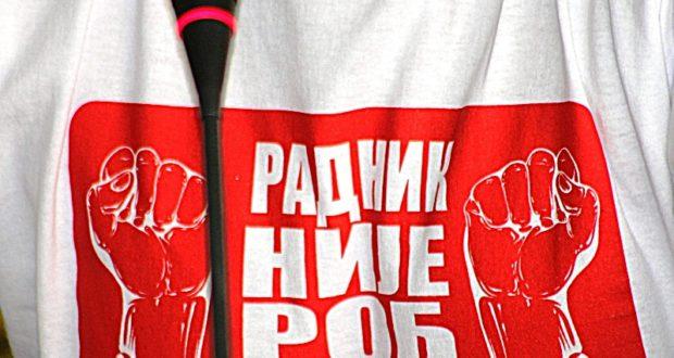 Sloga počinje sa protestima
