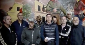 Италијански бенд BANDA BASSOTTI даје подршку Слоги и отпуштеним радницима у борби против GEOXA
