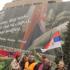 Одржан протест Војног синдиката, Слога подржала!