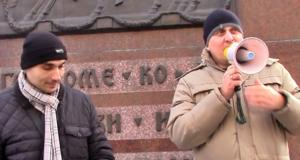 Sloga podržala protest građana u Zrenjaninu