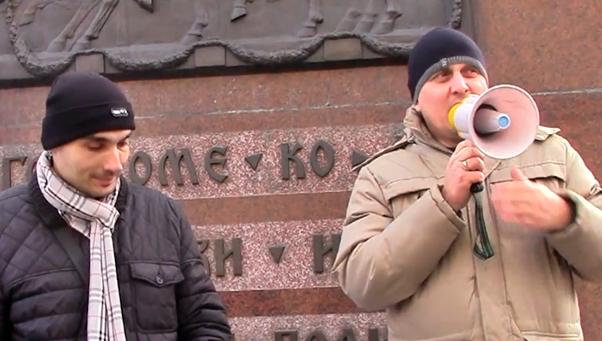 Слога подржала протест грађана у Зрењанину