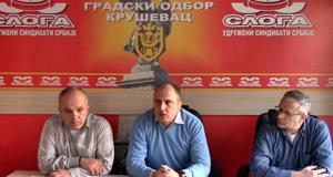 Veselinović: Radnici u Srbiji su poniženi i žive na ivici egzistencije