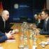 """Састанак """"Слоге"""" са министром одбране и његовим сарадницима"""