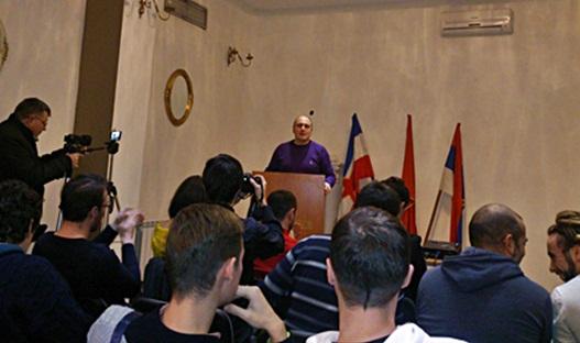 Veselinović: Srbiju treba vratiti u vreme kada su radnici bili gospoda