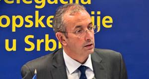 Слога тражи присуство посматрача Делегације ЕУ у Србији