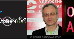 "Новинарска акредитација синдиката ""Слога"""