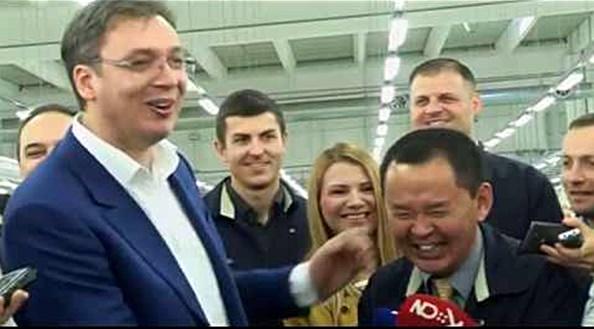 Председниче Александре Вучићу, Јура ти је леп поклон дала