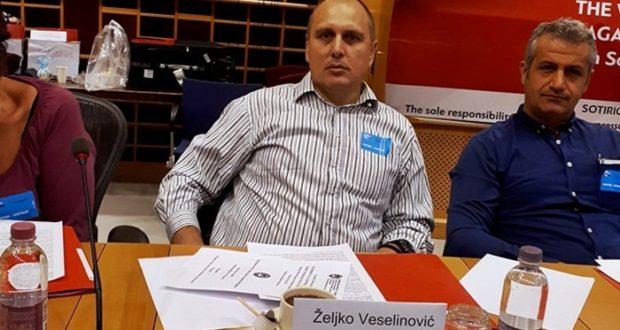 Veselinović u Evropskom parlamentu