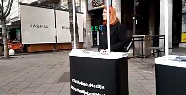 """Održana Akcija """"Bukom protiv mraka"""" (VIDEO)"""