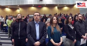 VIDEO: SVEČANA AKADEMIJA POVODOM DESET GODINA SINDIKATA