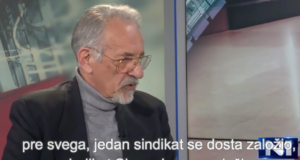 Mahmut Bušatlija o sindikatu Sloga