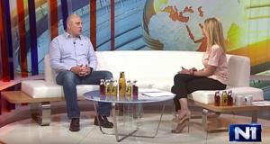 Веселиновић на ТВ Н1: Власт је страним инвеститорима дозволила све