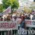 Слога подржала протест дужника у швајцарцима