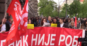 """GSP da ne preti predsedniku sindikata """"Sloga"""" u tom preduzeću"""