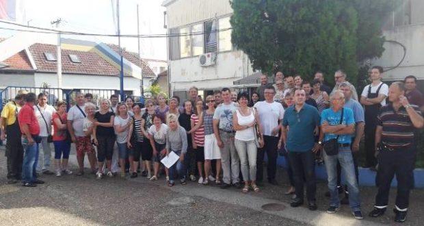 Радници новосадског ДЕС-а данас радикализују штрајк