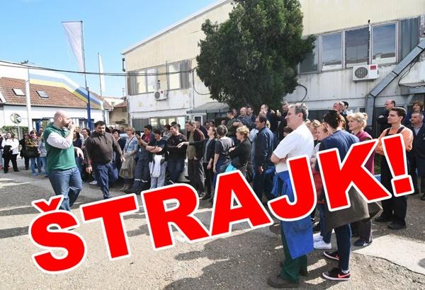 Радници новосадског ДЕС-а од сутра у штрајку