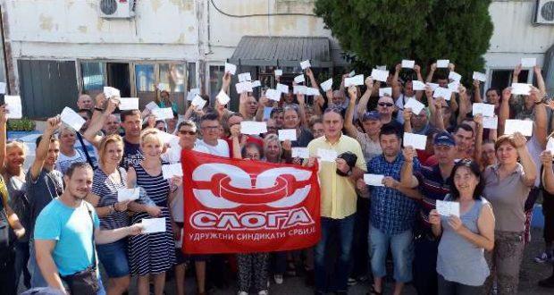 Nema dogovora u DES-u, štrajk se nastavlja!
