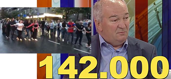 Sram te bilo Orboviću, zar decu na ulicu?