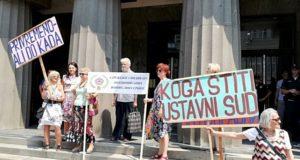 Podrška Sloge Udruženju sindikata penzionisanih vojnih lica Srbije