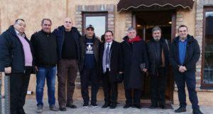 Poziv za učešće na velikom sindikalnom skupu u Damasku
