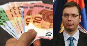 Vučićevih 600 evra prosečne zarade u Beogradu je notorna laž!
