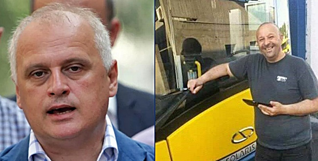 Tužba protiv zamenika gradonačelnika Gorana Vesića